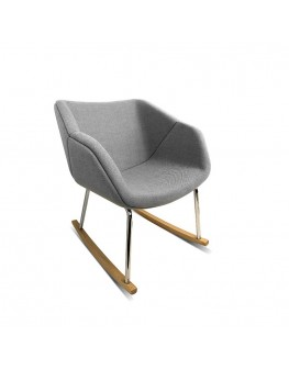 Isotta Soft Armchair - Rocker (Custom Order)